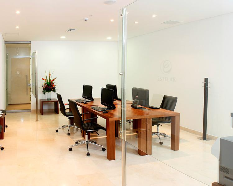 BUSINESS CENTER Hotel ESTELAR En Alto Prado Barranquilla