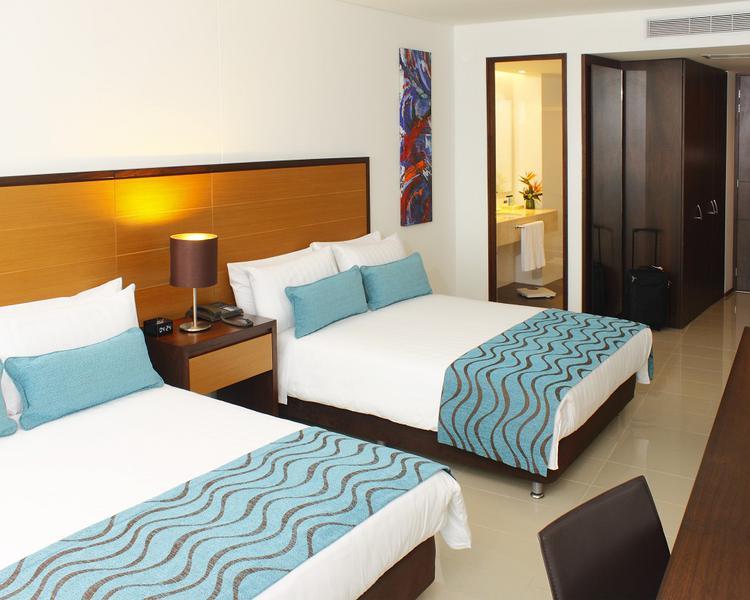 HABITACIÓN Hotel ESTELAR En Alto Prado