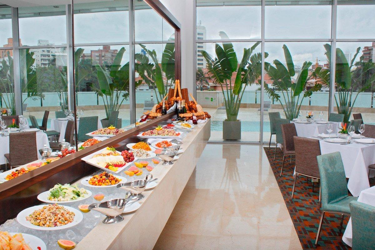Fotos hotel estelar en alto prado en barranquilla web oficial for La terraza barranquilla